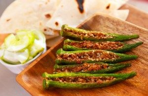 Stuffed Bhindi (Okra)