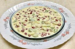 Fruit Shrikhand