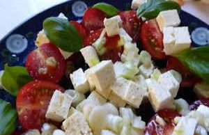 Sweet Corn Paneer Salad