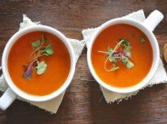 Zero Oil Tomato Soup