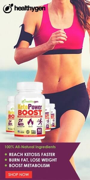 KetoPower Boost Supplements