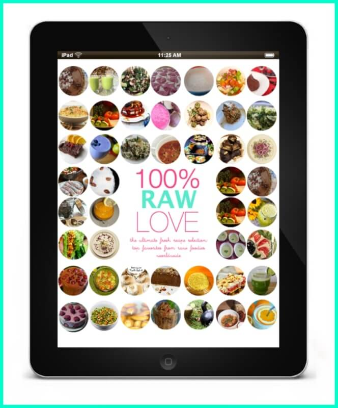 100% RAW LOVE - The Ultimate Recipe Collection