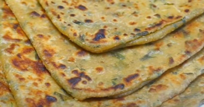 RECIPE FOR METHI PARATHA
